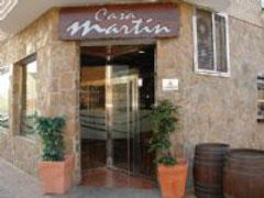 Bar restaurante casa martin murcia spain cheers m8 for Restaurante casa jardin murcia