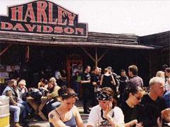 Harley Davidson Pub