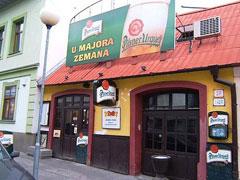 Major Zeman Pizza Bar