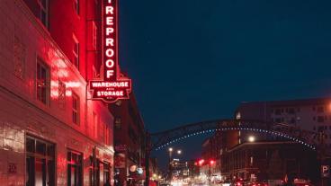 Fireproof Restaurant & Lounge